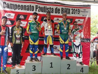 Abertura do campeonato Paulista de BMX 2019.