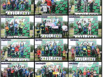 ACBIndaiatuba conquista 6 títulos na Taça Brasil de BMX.
