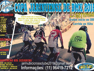 COPA JARINUENSE DE BMX.