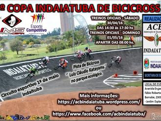7º COPA INDAIATUBA DE BMX.