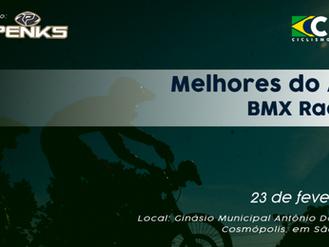 Pilotos Indaiatubanos de BMX são destaques no ranking nacional da modalidade.
