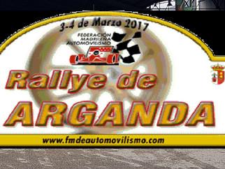 Rally de Arganda del Rey