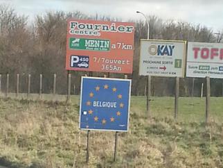Viaje a Bélgica.