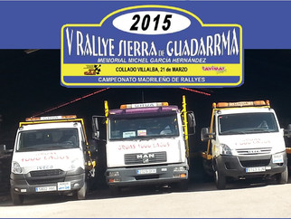 V Rallye Sierra de Guadarrama