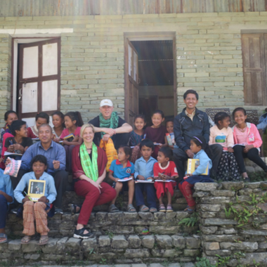 Antarastiya Yuwa Barsa School, Nepal 2018