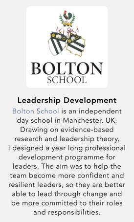 Bolton School