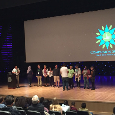 Compassion Summit, Jordan, 2019