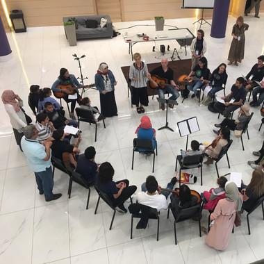 Compassion Summit, Amaan, Jordan 2019