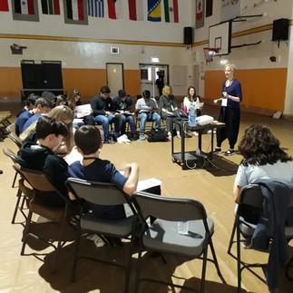 Emotional Learning Workshop, Compassion Summit, Jordan 2019