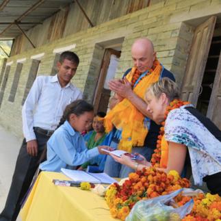 Prize Giving at Antarastriya Yuwa Barsa School 2018