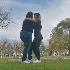 Cours à distance : Kizomba avec Joilita et Alisson