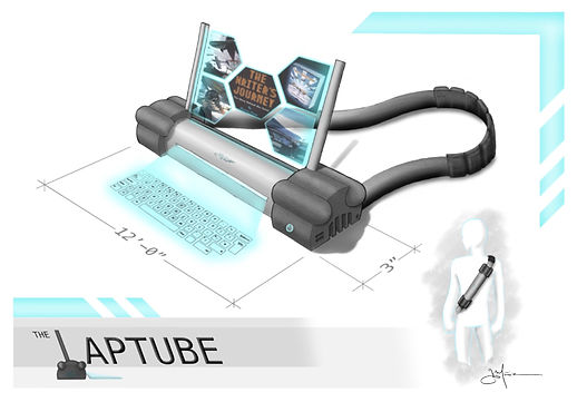 Laptube Concept Deisgn_Francisco Muniz_K