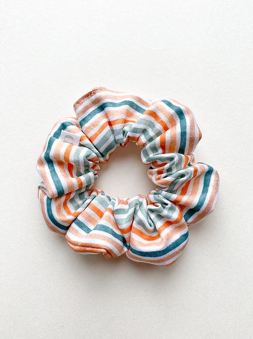 Vintage Stripe Scrunchie