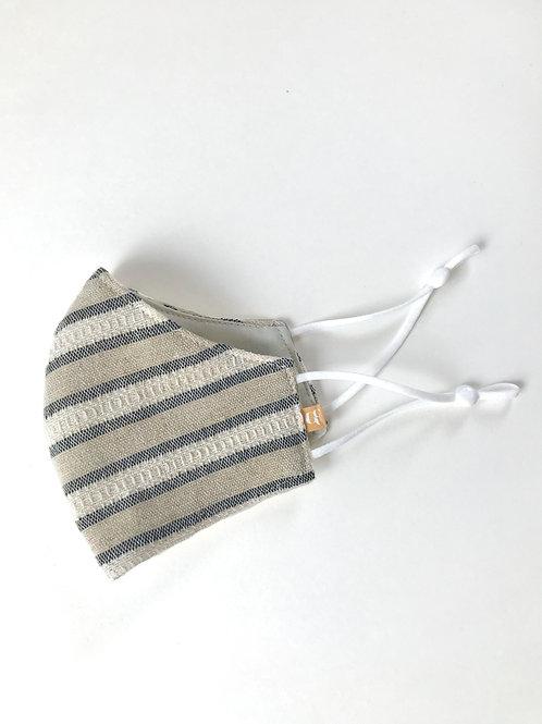 Stripe Reversible Mask