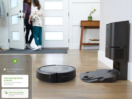 iRobot introduceert de Roomba® i3+ en breidt daarmee zijn intelligente, zelf-ledigende reeks van pro
