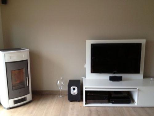 Lanaken Control4 met verlichting en home cinema