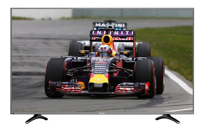 sharp tv hisense 4k