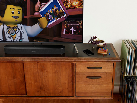Ontdek Sonos Beam – 's werelds meest veelzijdige smart speaker voor tv én muziek