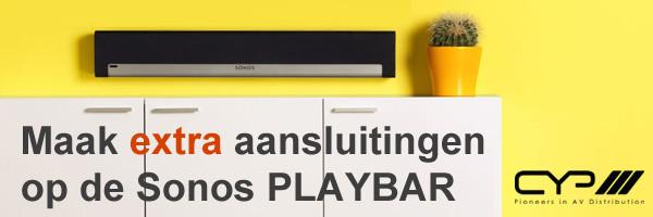 Cavus Playbar NL