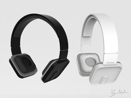 Gerucht : Sonos brengt dit jaar een draadloze hoofdtelefoon uit