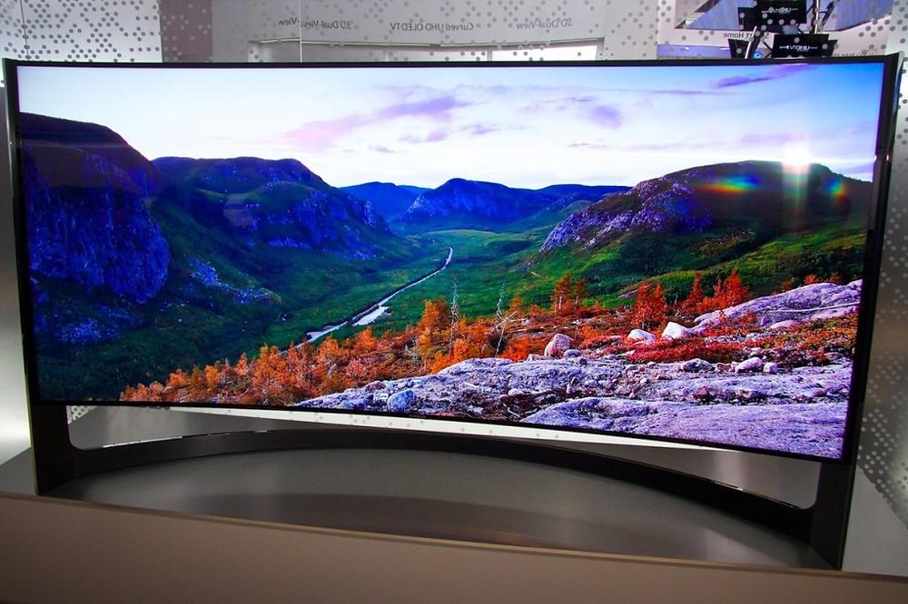 samsung ultra wide hd televisie
