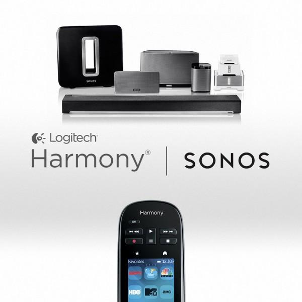 Harmony Sonos