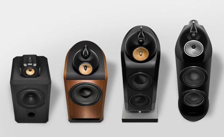 bw speakers