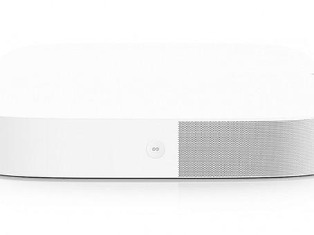 Say what? De Sonos Playbase? Een nieuwe soundbar voor onder de televisie!