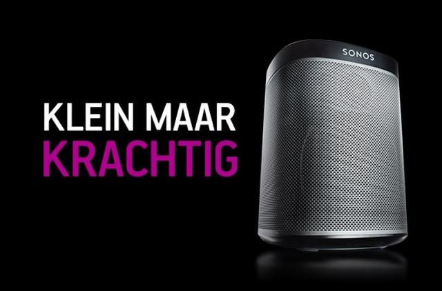 Sonos Play:1 Klein maar krachtig