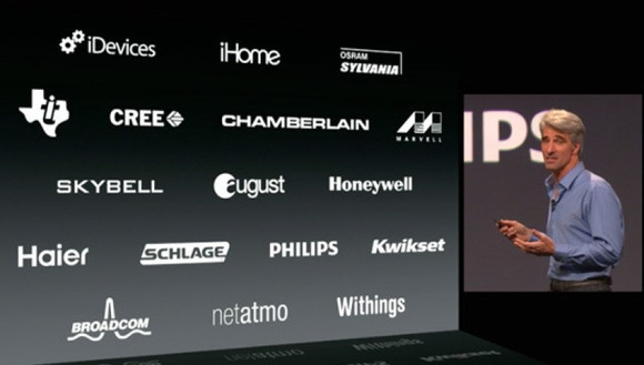 apple homekit partners