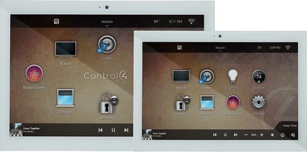 control4 update