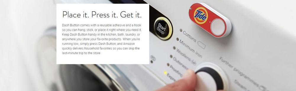 Wat is Amazon Dash