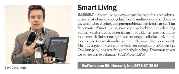 Smart Living Hasselt