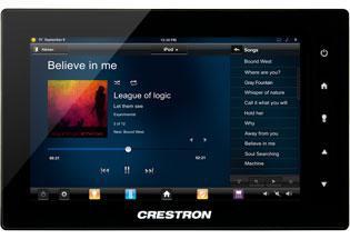 Crestron TSW-550 Touchpanel