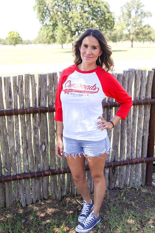 Crossroads Baseball Shirt