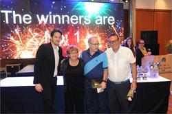 Invitational Pairs Winners