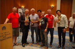 Swiss Teams Winners
