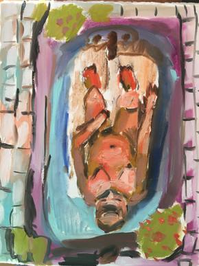 In the Bath // Emily Fox King — Fine Art