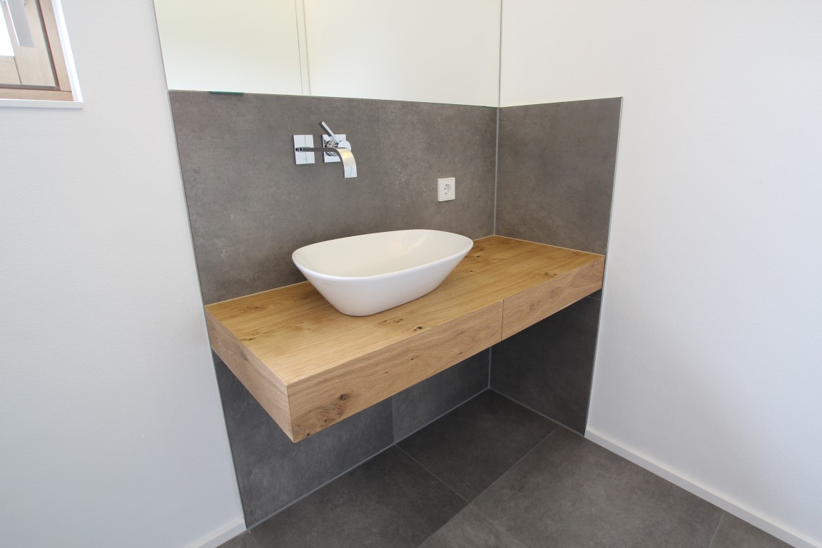 Waschtisch WC Wildeiche 4