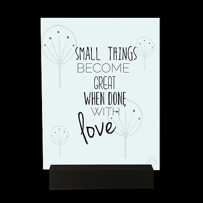 Hablador Small things