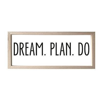 Vidrio Dream Plan Do