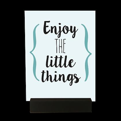 Hablador Enjoy the little things