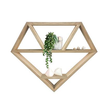 Repisa pino diamante