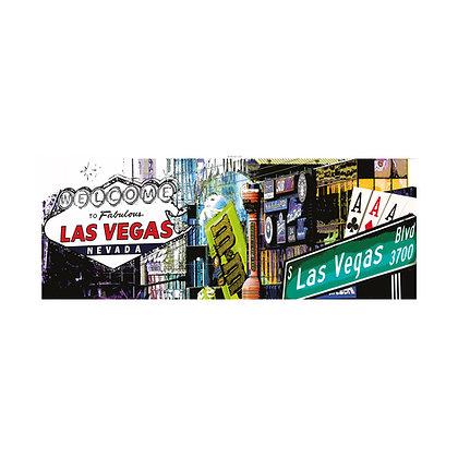 Lienzo Las Vegas