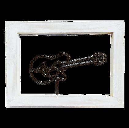 Cuadro Alambre Guitarra
