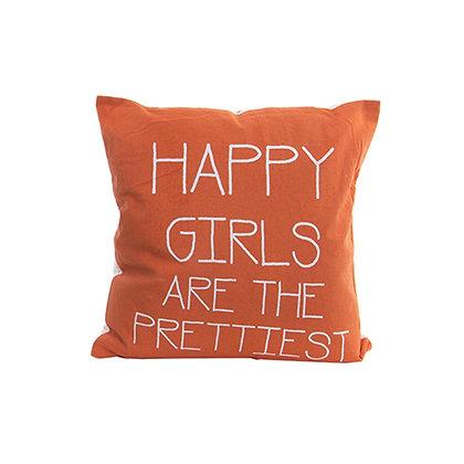 "Cojin ""Happy girls"""