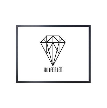 Cuadro Diamante