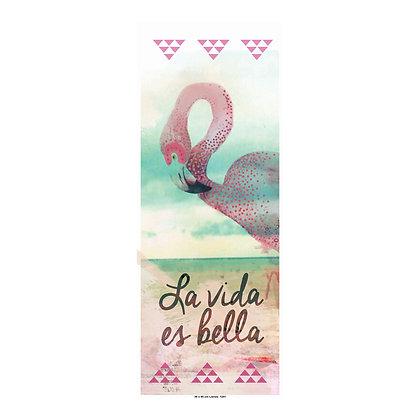 Lienzo La Vida es Bella