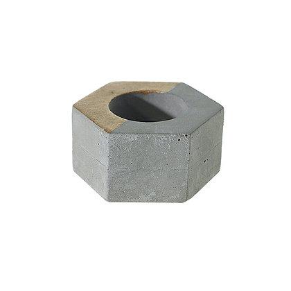 Candelabro Hexagonal