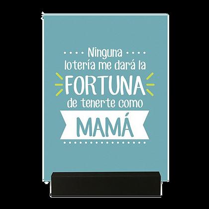Cuadro Madre Fortuna